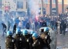 Roma podría pedir a los ultras responsabilidades por los daños