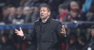 """Simeone: """"Pudo haber sido peor"""""""