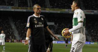 Pepe es otro con Carlo Ancelotti