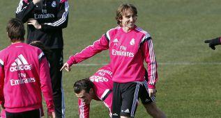 Modric pasó la última revisión: todo OK para que vuelva a jugar