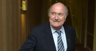 """Blatter lamenta """"las escenas vergonzosas de violencia"""""""