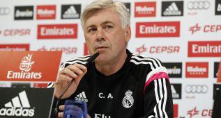 """Ancelotti: """"Si Isco está bien, jugará siempre. Es innegociable"""""""