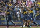 Boca derrota a Rafaela y se mantiene líder en Argentina