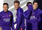 El Barça mira a Villarreal: trabajó con todos los disponibles