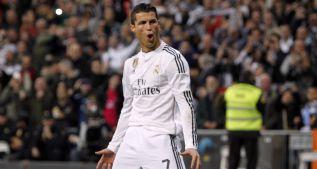 Cristiano: primero en marcar 30 goles en cinco Ligas seguidas