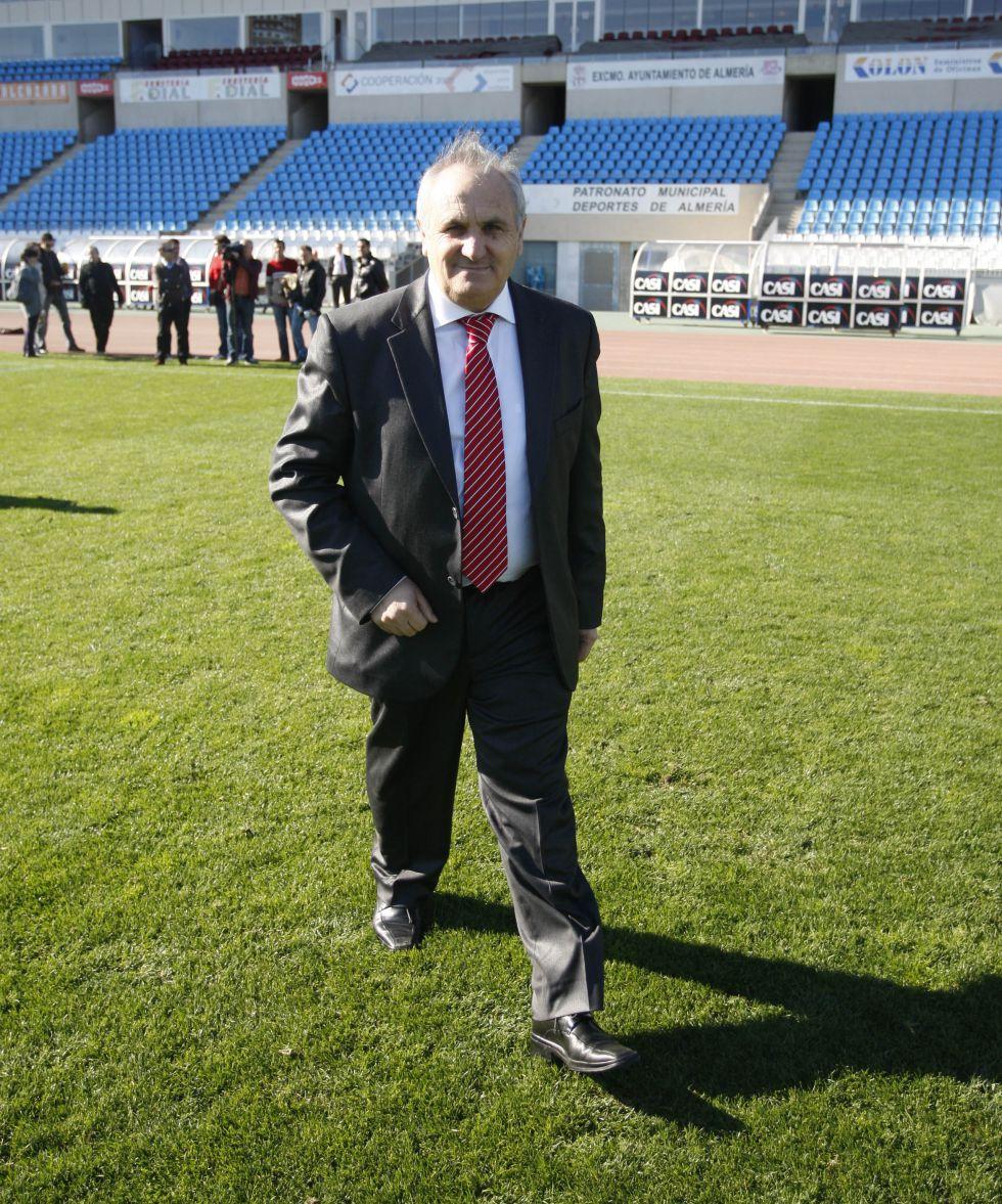 La LFP recomienda al Almería no temer la sanción de FIFA - AS.com