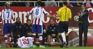 Neymar, Griezmann y Miranda, sancionados para esta jornada
