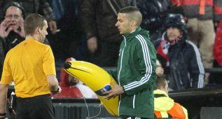 El Feyenoord afirma que la banana no fue acto de racismo