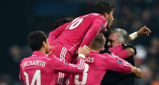 Ancelotti se refugia en la plantilla del Real Madrid