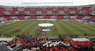 500 packs turísticos para extranjeros del Atlético-Valencia