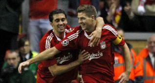 Arbeloa jugará el partido estrellas del Liverpool