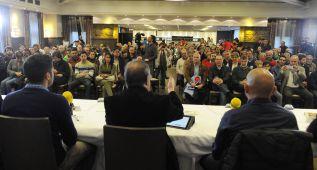 Abelardo lidera al Sporting en el 'Encuentro con los Ases'