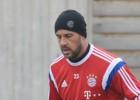 Reina: ''Neuer es el portero más completo con el que he jugado''