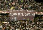 """Tebas: """"Suspendería la final de Copa si se pita el himno"""""""