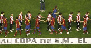 El Barça confía en que la final sea un ejemplo de civismo