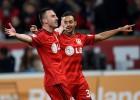 El Leverkusen golea antes de visitar al Atleti en Champions