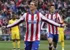 Torres brilla y el Atleti se pasea