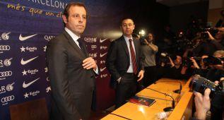 El fiscal pide prisión para Sandro Rosell y Josep Maria Bartomeu