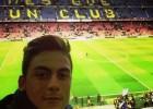 Dybala estuvo en el Clásico y se acerca al Barcelona