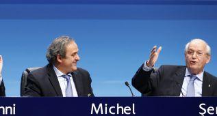 Michel Platini es reelegido como presidente de la UEFA