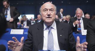"""Blatter felicita a Platini: """"Señal de la confianza del fútbol europeo"""""""