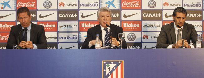 "Simeone firma hasta 2020: ""He elegido estar donde estoy"""