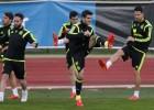 Morata apunta a titular con España ante Ucrania