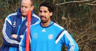 Löw reserva a Manuel Neuer, pero tiene a Khedira disponible