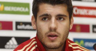 """Morata: """"En el Madrid no pedía ser titular, pero sí otro trato"""""""
