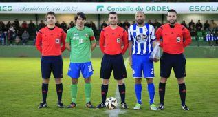 Borja logra marcar su primer gol con el Deportivo de la Coruña