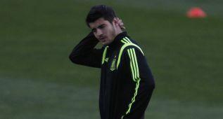 """Morata: """"Escogí el '7' porque era el número de Raúl, mi ídolo"""""""