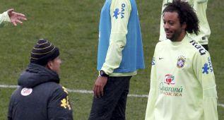 Marcelo está inédito tras la debacle de Brasil en su Mundial