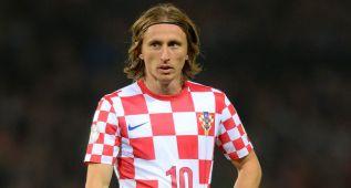 La fiebre obliga a Modric a perderse el entrenamiento