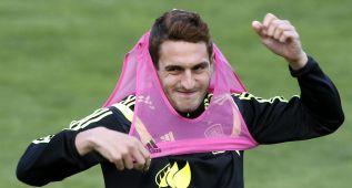 """Koke: """"Míchel me hizo una oferta para que me fuera al Madrid"""""""