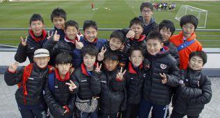 La cantera del Rayo Vallecano es la mejor escuela de Japón