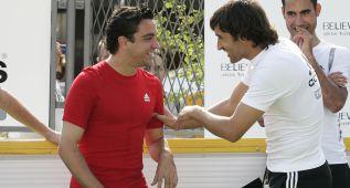 Xavi ya ha firmado con el Al Sadd; ocupará el puesto de Raúl