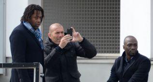 Zidane: ''En el Bayern se respira fútbol por los cuatro costados''