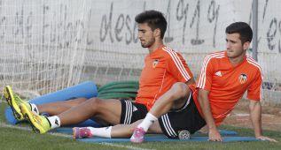 El Valencia no detalla el alcance de la lesión de Gayà