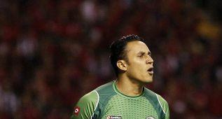 La Costa Rica de Keylor no pasa del empate ante Paraguay