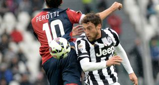 Marchisio, entre 6 y 7 meses de baja por rotura de ligamentos