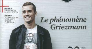 """La revista 'France Football' analiza """"El fenómeno Griezmann"""""""