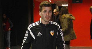 Gayà regresa a Valencia de la sub-21 por una lesión muscular