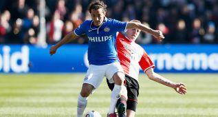 El PSV llega a un acuerdo con el Valencia por Guardado