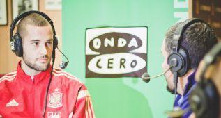 Mario Suárez admite que su claúsula se rebajó a la mitad