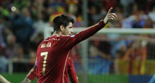 """Morata se exige más: """"No ha sido mi mejor partido con España"""""""