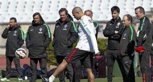 Portugal confirma que Pepe no jugará contra Serbia