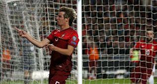Ganó Portugal; Coentrao estrella y Cristiano jugó los 90'
