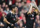 Torres, Luis Suárez y Xabi, volvieron a deleitar a Anfield