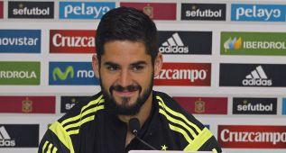 """""""Es un halago que me comparen con Iniesta, pero yo soy Isco"""""""