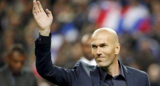 """Zidane: """"Claro que me interesa ser entrenador del Madrid"""""""